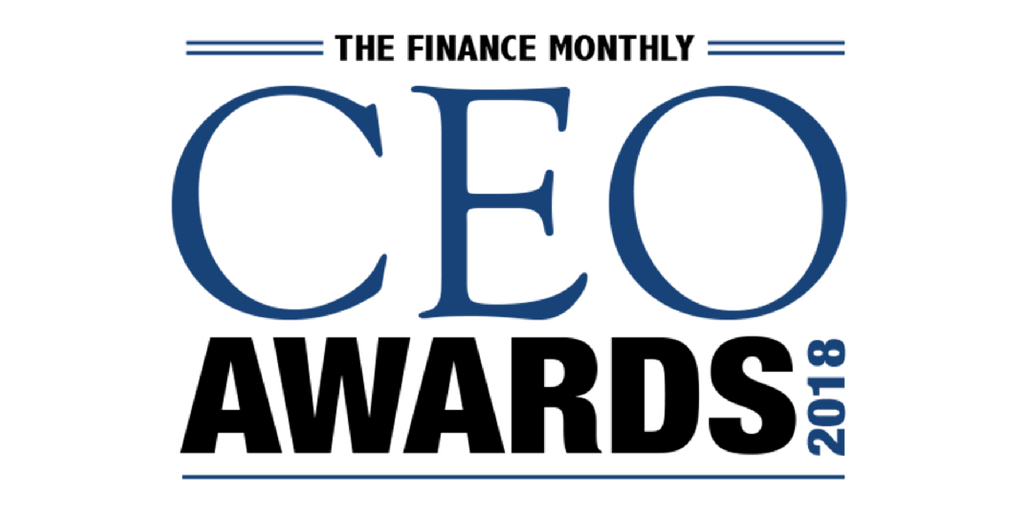 Andrew Ardron, CEO, winner of Finance Monthly CEO Awards 2018